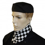 Chef Unisex (skull) Caps (Pack of 3), Made in England