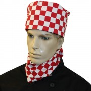 Large Unisex Chefs Skull Caps (Pack of 3)