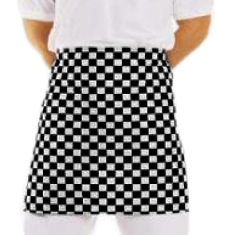 Chefs Short Apron, Made in England
