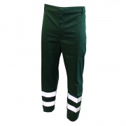Flame Retardant Hi-Vis Trouser, Made in England