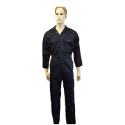 Coveralls Front Fastening with zip