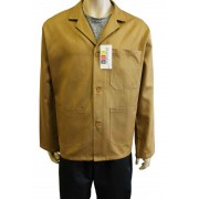 Engineers Jacket, 100% Cotton Drill fabric, MADE IN ENGLAND