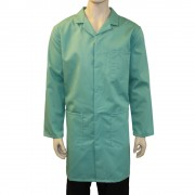 Healthcare Laboratory Coats with 3 Pockets, Made in England