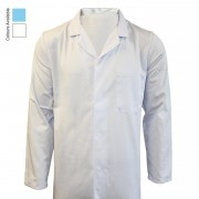 CATERING JACKET FASTENED WITH 5 CONCEALED STUDS & TOP POCKET WITH PEN DIVISION