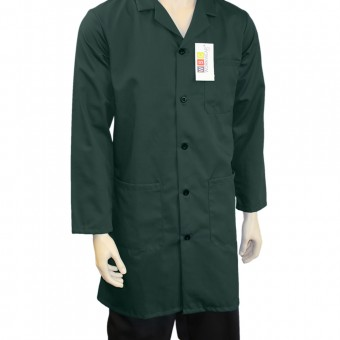 Warehouse Unisex Coat - Fastened with 5 buttons, Back Vent for ease of movement