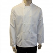 Chefs Jackets with 10 Buttons - Long sleeves