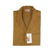 WSC WORKWEAR - UK Manufacturing Engineers Jacket,  100% Cotton Drill fabric, MADE IN ENGLAND