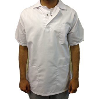 Medical Male Tunic with 3 Pockets, Made in England