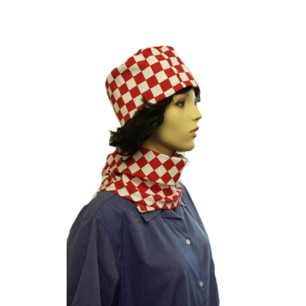 Unisex Catering,Chefs Neckerchiefs/Scarfs! (Pack of 3), Made in England