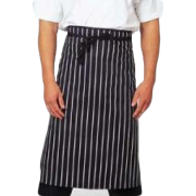 Chefs/ Butchers Stripe Waist Apron