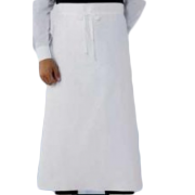 Chefs Unisex Waist Apron, Made in England