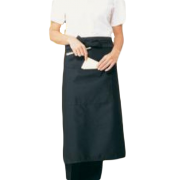 Long Bar Apron with Centre Pocket, Made in England