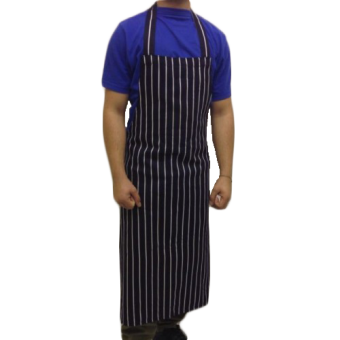 Professional Butchers Stripe Apron, Made in England