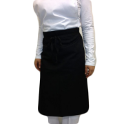 Chefs Unisex Long Waist Apron, Made in England