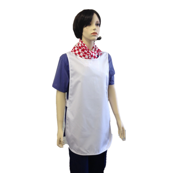 Tabards With Adjustable Studs - Self Binding