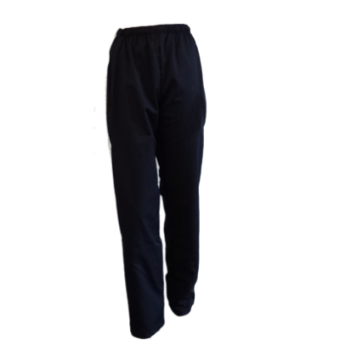 Chefs Unisex Trousers - Fully Elasticated Waist with back pocket, Made in England
