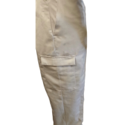Chefs Cargo Trouser with Combat Pockets and Flaps, Made in England